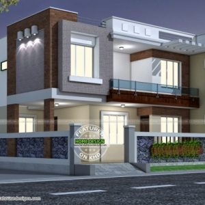 Modern Indian House Pic