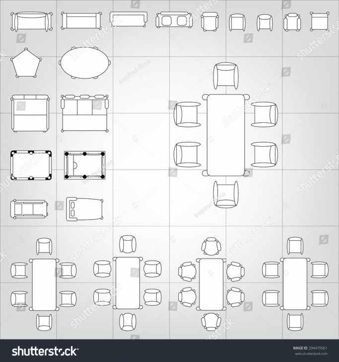 Incredible Set Simple 2 D Flat Vector Icons Stock Vector (2018) 294479561 Simple 2D Plan Photo
