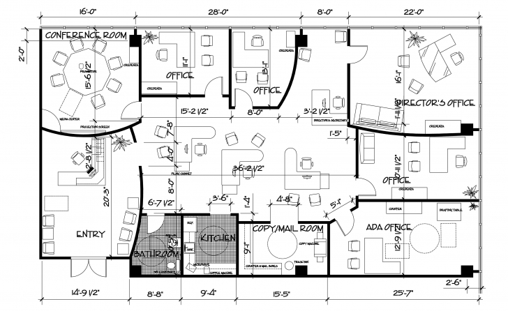 Incredible Super Idea 6 House Plans In Autocad 2D Drawings Autocad 2D Plan Pdf Autocad Plan 2D Top Image