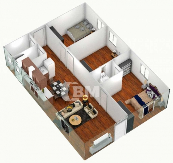 Inspirational Beautiful Simple 3 Bedroom House Plans And Designs Design In Amazing Simple House Plan With 3 Bedrooms Image