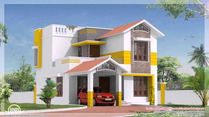 Inspirational Home Designs For 1500 Sq Ft Area Ideas Kerala Style House Plans Home Design In 1500 Sq Feet Image