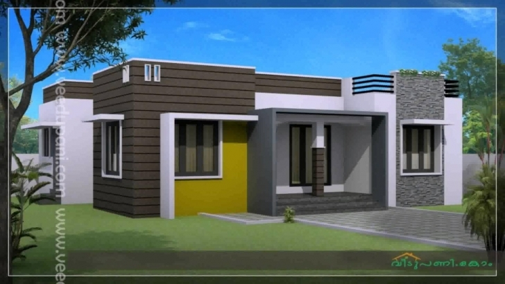 Inspirational Home Plan In Kerala Low Budget - Homes Floor Plans Low Budget Modern 3 Bedroom House Design In Kerala Picture