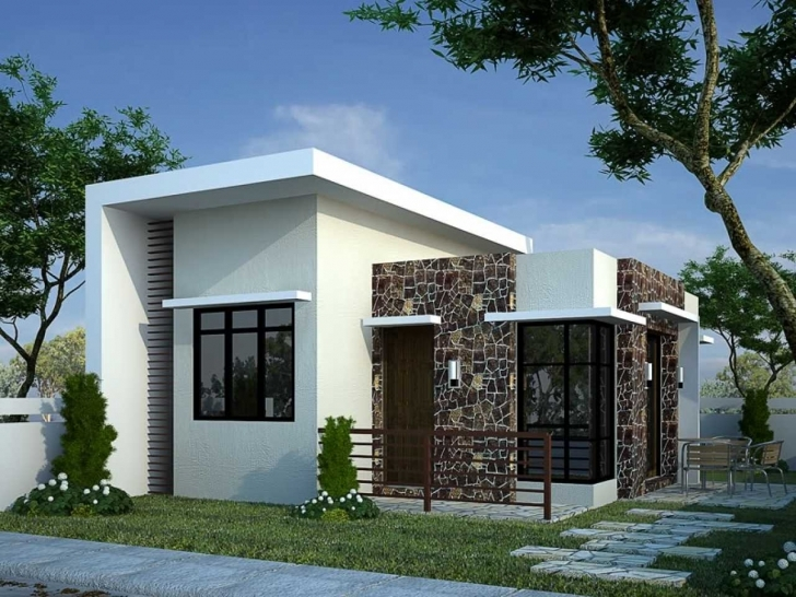 Inspirational Modern Simple House Design Exterior In Plans Games 2018 Also Plane For Modern House Image