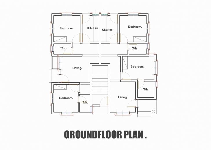 Inspiring 3 Bedroom House Plans In Nigeria New Floor Plan Nigerian House Plans 3 Bedroom House Plans With Photos In Nigeria Image