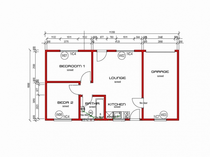 Inspiring 50 Unique Collection Two Bedroom House Plan South Africa - Home South African 2 Bedroom House Plans Picture