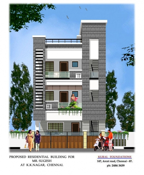 Inspiring 83+ Home Design In 100 Gaj - House Designer And Builder, Houses In House Design On 50*100 Picture