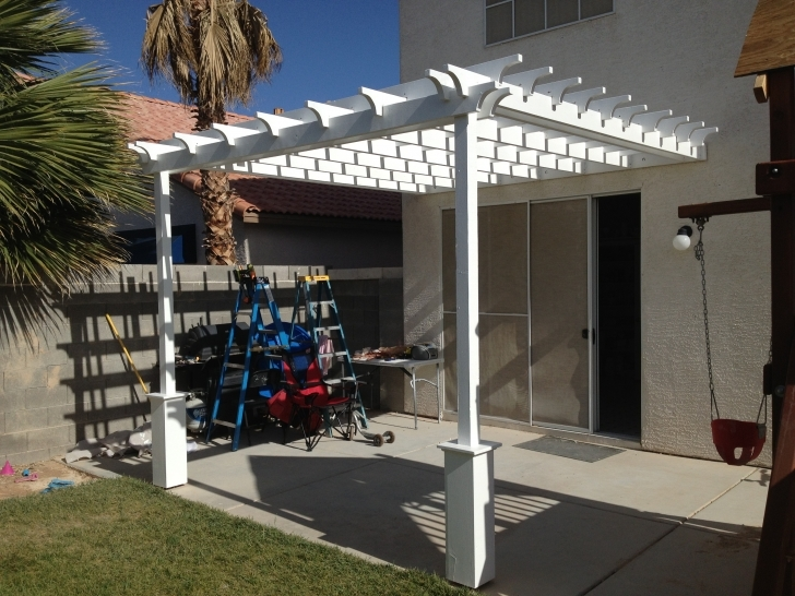 Inspiring Ana White | Pergola (Attached Directly To The House) - Diy Projects Pergola Designs Attached To House Pic