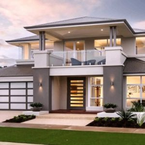 House Plans South Africa Double Storey