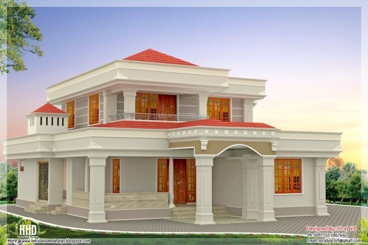 Inspiring Cool Indian Home Front Elevation Painting Colours - Stylendesigns Indian House Extrior Colour Photo