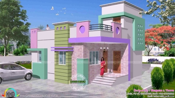 Inspiring House Front Elevation At Simple Maxresdefault | Home Design Simple Front Elevation Of House Photo