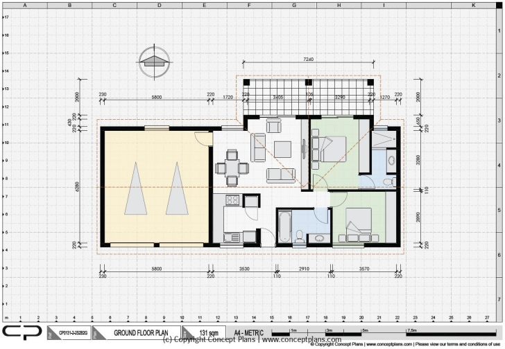 Inspiring House Plan Samples | Examples Of Our Pdf & Cad House Floor Plans Autocad Drawing House Plan Sample Pic