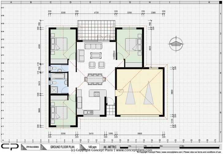 Inspiring House Plan Samples Examples Our Pdf Cad Floor Plans - Building Plans Autocad Drawing House Plan Sample Photo