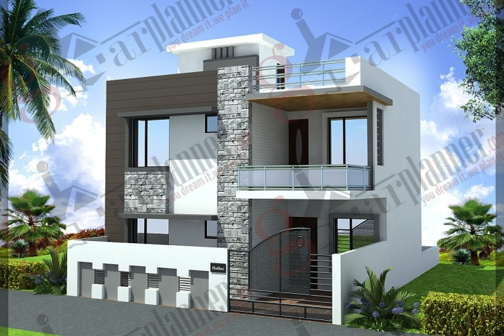 Interesting 1000 Square Feet Home Plans | Homes In Kerala, India Indian Bungalow Designs Photo Gallery Pic