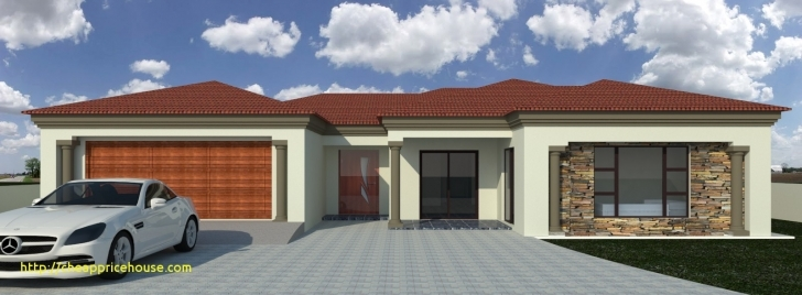 Interesting 2 Bedroom House Plans With Double Garage In South Africa Recent Three Bedroom House With A Garage South Africa Pics Image