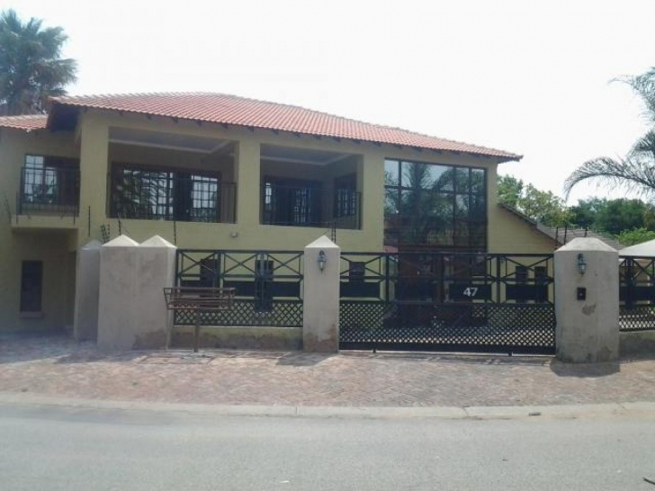 Interesting 8 Bedroom House For Sale For Sale In Polokwane - Private Sale Double Storey House Plans In Polokwane Pic