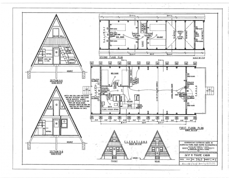 Interesting A Frame House Plans Free | Дома | Pinterest | House, Cabin And Lake A Frame House Plans Image