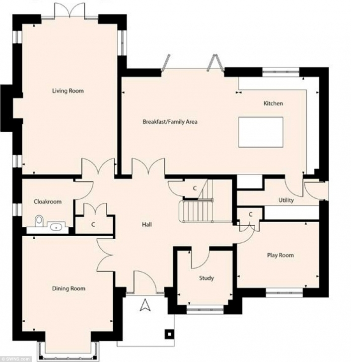 Interesting Awesome Inspiration Ideas New House Build Plans Uk 14 Pre Drawn New House Plans 2017 Uk Pic