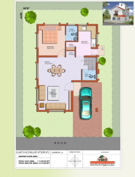 Interesting Bedroom : X First Floor House Plans X Swawou Site Duplex Plan Rare 30 40 3 Bhk House Plans East Facing Photo