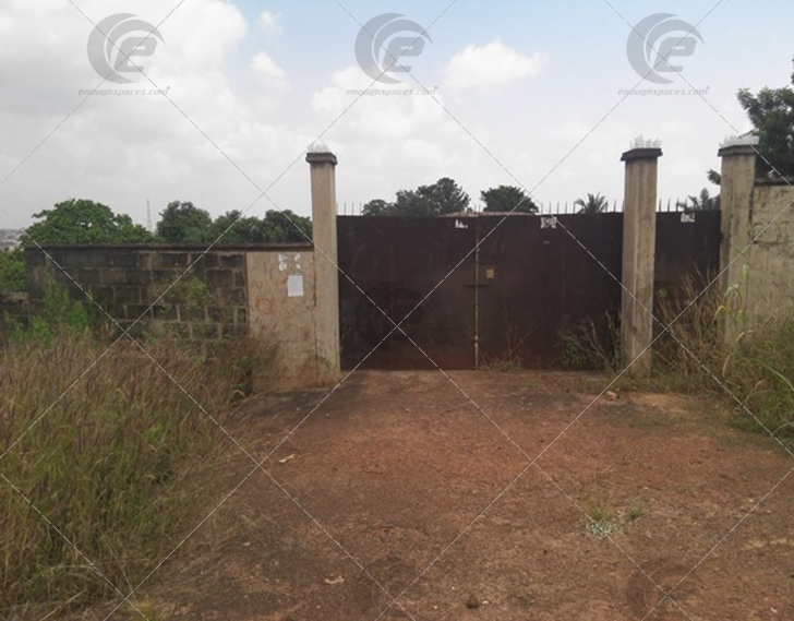 Interesting Empty Plot Of Land For Sale | Enoughspaces Plot Of Land In Nigeria Pic