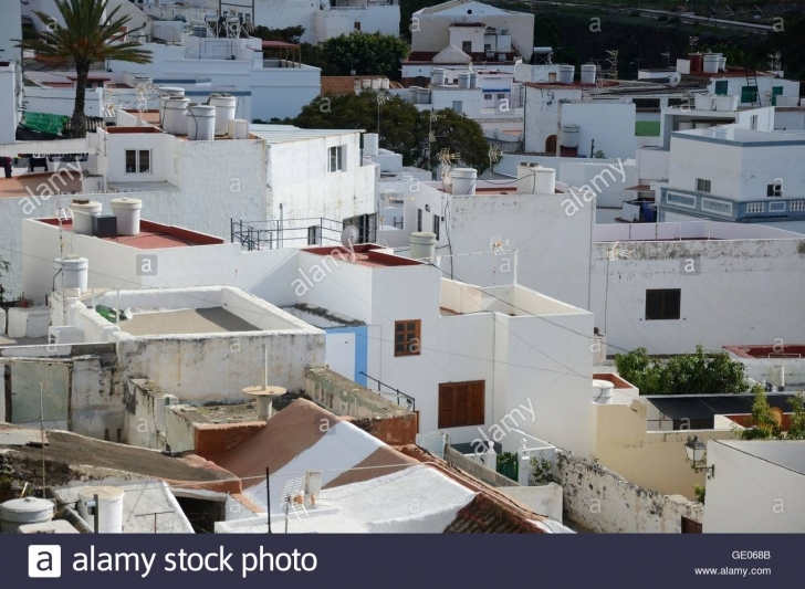 Interesting Flat Roof Houses Stock Photos & Flat Roof Houses Stock Images - Alamy Ancient Egyptian Flat Roofed Houses Photo