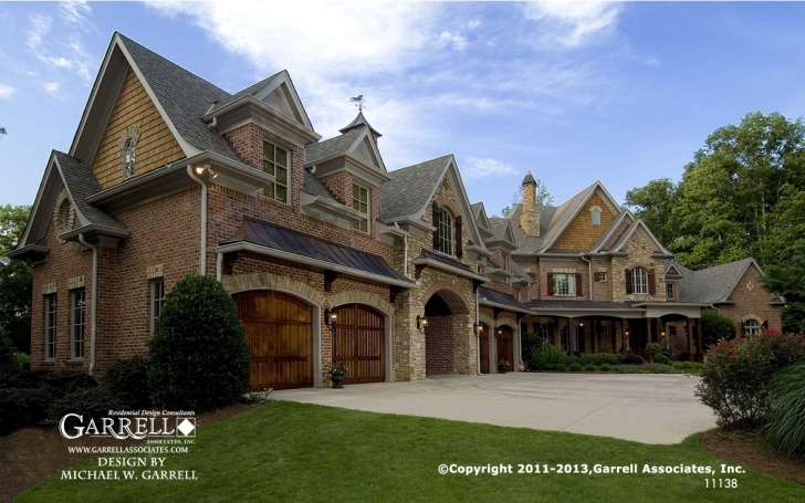Interesting French Country House Plans And Mountain House Plans On Pinterest Luxury Rustic Mountain Home Plans Picture