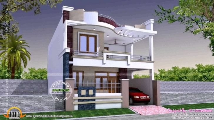Interesting House Front Wall Designs India - Youtube Home Front Design In India Picture
