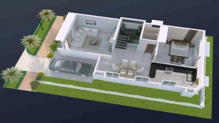 Interesting House Plans For 20×30 Site Youtube Alluring Plan | Theworkbench 20X30 3D House Plans Image