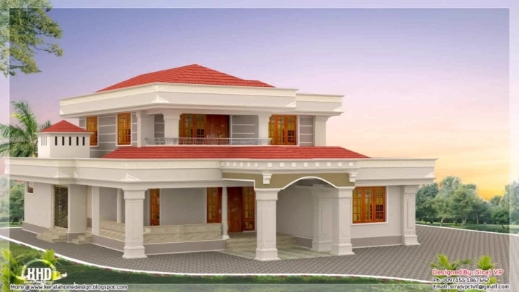 Interesting Indian Style Small House Designs - Youtube Indian Style Small House Images Picture