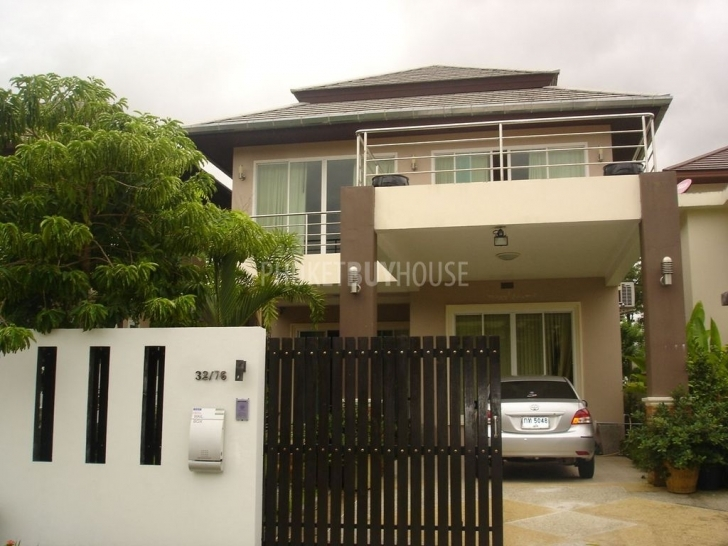 Interesting Kth1755: House Modern 3 Bedroom For Rent And For Sale In Kathu Modern House In Thailand Picture