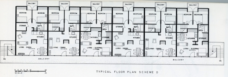 Interesting Okc Mod » Low Cost Housing For Urban Renewal: Architectural Research Low Cost Housing Plans Picture