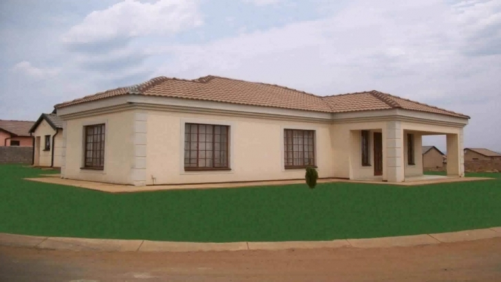 Interesting Rdp House Plans In South Africa - Youtube House Plans Rdp Image