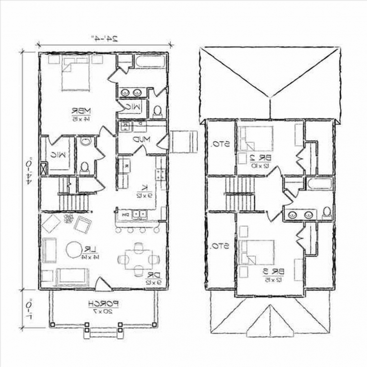Interesting The Images Collection Of Tiny Houses Floor Plans With Dimensions Cottage Unique Plans Image