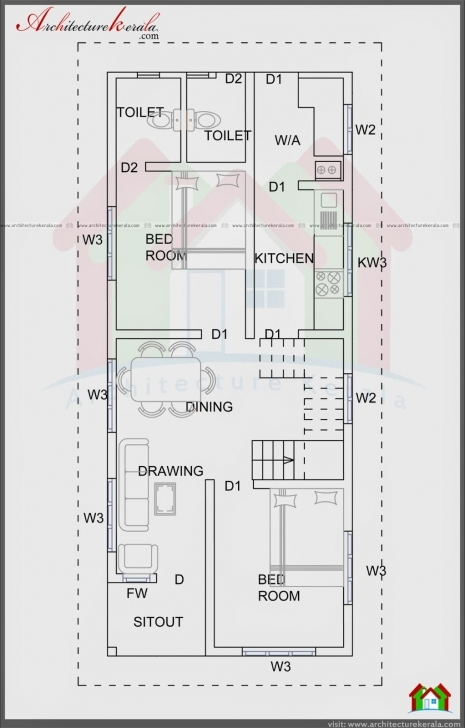Latest 1000 Sq Ft Home Plans Inspirational 750 Sq Ft House Plan And Home Plan And Elevation 1000 Sq Ft Photo