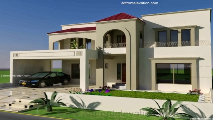 Latest 7 Marla House Design In Pakistan - Youtube Pics Of 7 Marla House With Thier Arcetect Picture