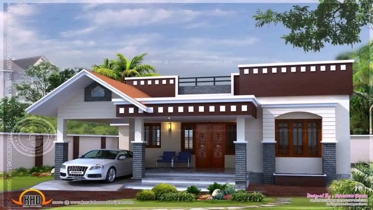 Latest House Design Ground Floor Only - Youtube New Home Designs Ground Floor Photo