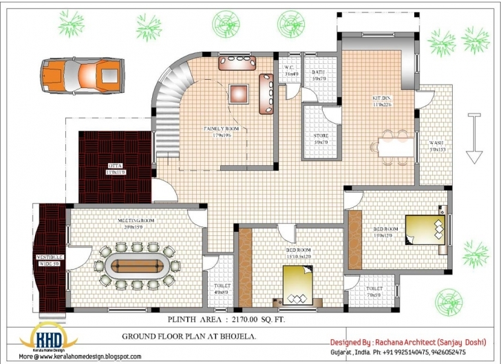 Latest Indian Home Design House Plan Appliance - House Plans   #59559 Indian House Plan Photo Gallery Image
