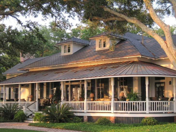 Latest Love A Wrap-Around Porch!! I Can See Myself Sitting There With 4 Bedroom Wrap Around Porch Bungalow Photo