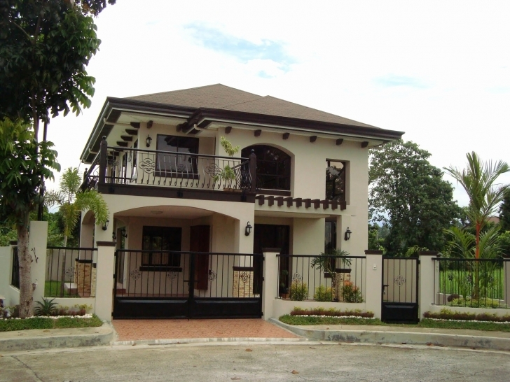 Latest Modern House Design With Floor Plan In The Philippines Awesome New House Plans For 2018 Philippines Image