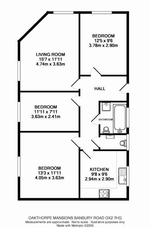 Marvelous Bedroom : Bedroom Flat House Plans Roof4 Roof Home For Bungalows In 15 ×15 Floor Plan Nairaland Image