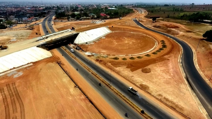 Marvelous Bisi Akande Trumpet Bridge, Gbongan Osun In Pictures - Politics (5 Beautiful Pictures Of Osogbo Nairaland Pic