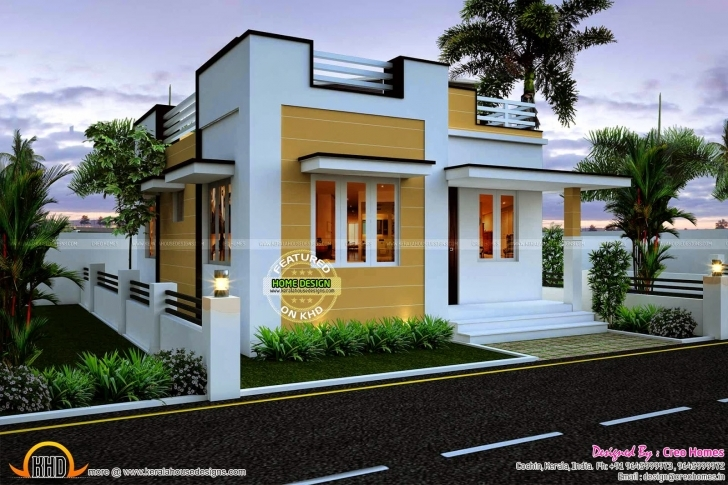 Marvelous House For 5 Lakhs In Kerala - Kerala Home Design And Floor Plans Kerala Small House Design Pic