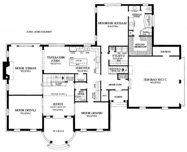 Marvelous Modern House Designs And Floor Plans Free Beautiful Modern House Huse Digain 13X50 Picture