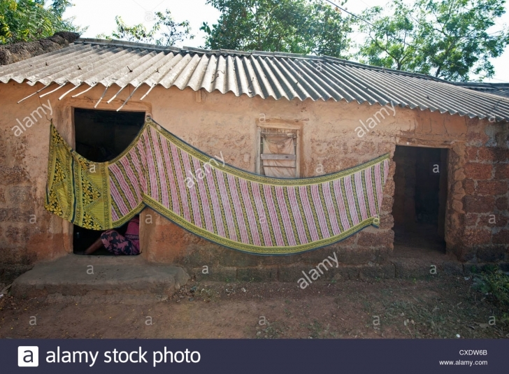 Marvelous Rural Indian Village House Stock Photos & Rural Indian Village House Indian Village House Photo Gallery Image