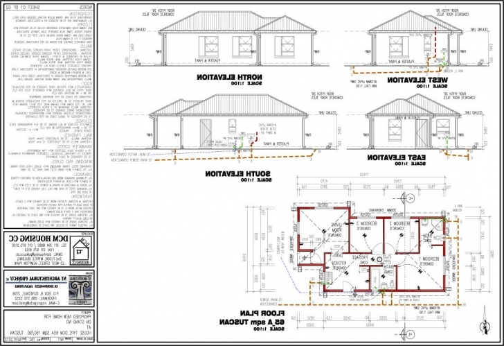 Marvelous Small 3 Bedroom House Plans In South Africa 3 Bedroom House Plan House Plans South Africa 3 Bedroomed With Garage Photo