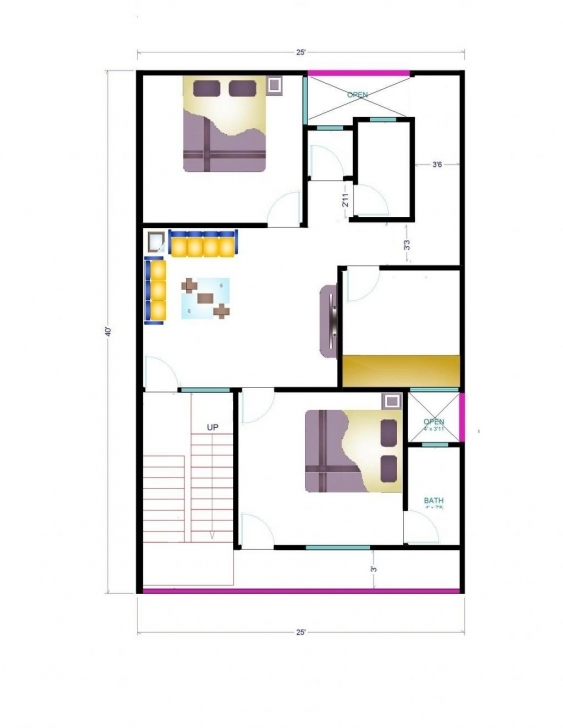 Most Inspiring 22 Best Of East Facing House Plan According To Vastu | Seoscope 22*40 House Plan East Facing Picture