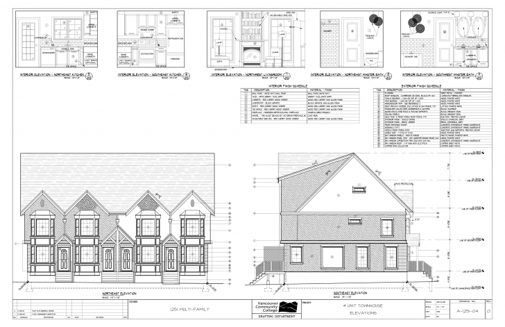 Most Inspiring Plan Section Elevation Drawings House House Plans Elevation Section Residential Building Plan Elevation And Section Picture