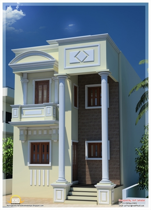 Must See 94+ Home Design Pictures India - Home Designs In India Indian House Front Home Degenie 15×50 Picture