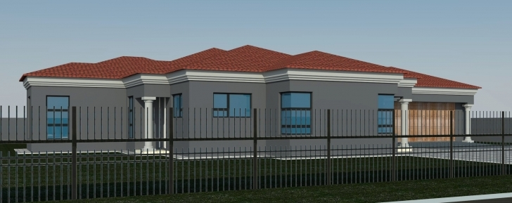 Must See Awesome 4 Bedroom House Plans In Limpopo - House Plan Limpopo House Plans And Images Photo