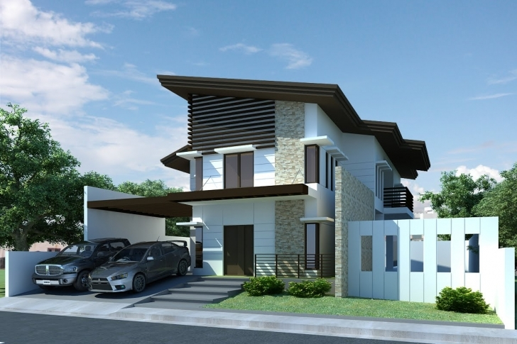 Must See Awesome Examples Modern House - House Plans | #41961 Modern House Roofings Photo