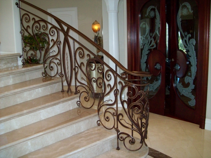 Must See Decorative Wrought Iron Railings With Decorative Wrought Iron Stair Siri Iron Railing Picture